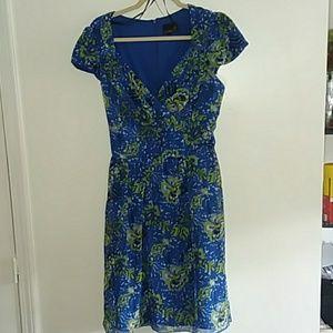 Foral Dress